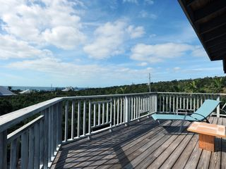 Governor's Harbour house photo - Deck with Ocean Views