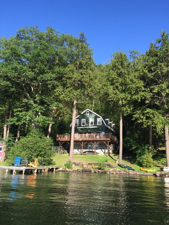 Charming Vermont Lakefront Home