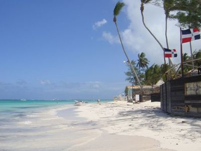 Punta Cana condo rental - Beautiful beaches only 200 mts. away from the apartment