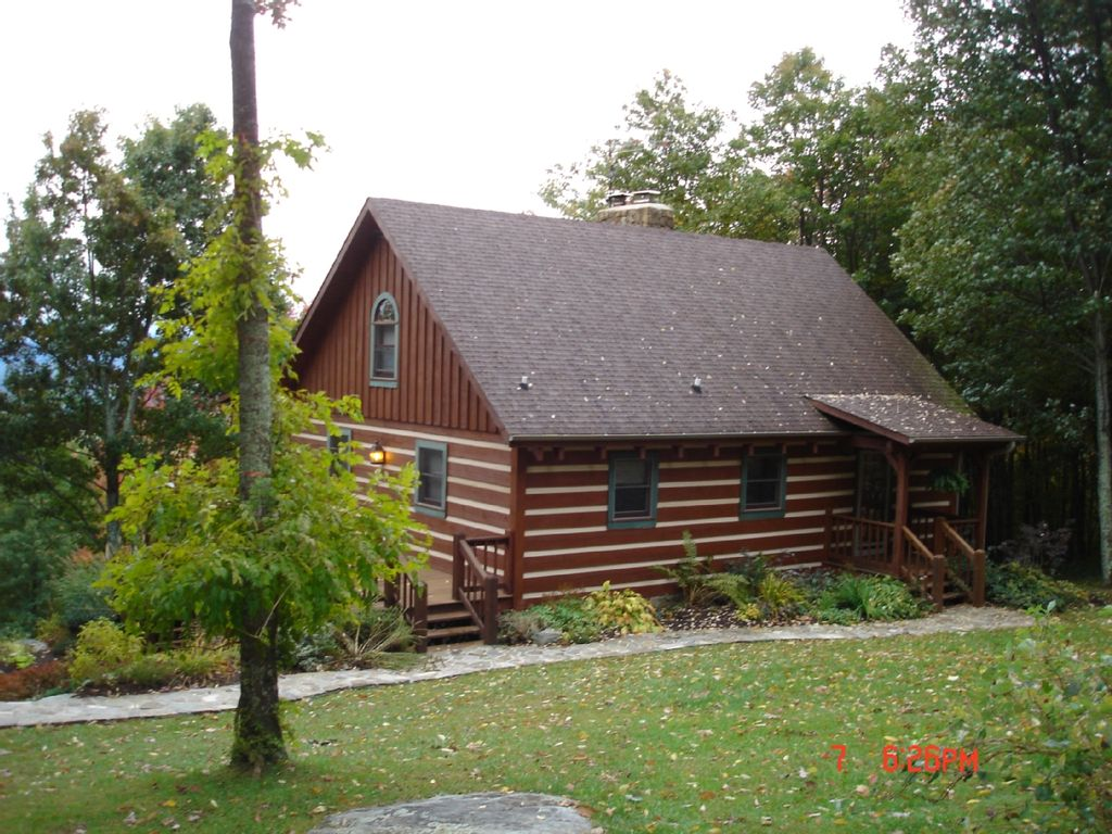 North Side Of Cabin