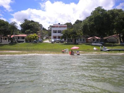 Apts in front of the beach in Caciones paradise.