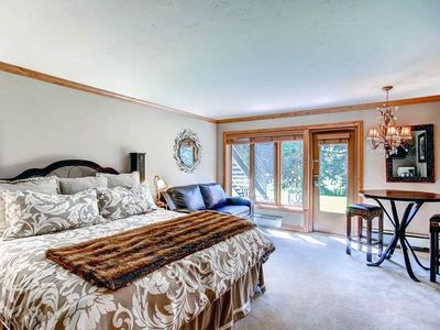 Lion Square Lodge Lodge Room Mountain: 1 BR / 1 BA condo in Vail, Sleeps 2