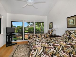 Poipu house photo - Second twin bedroom/ or make another king bed