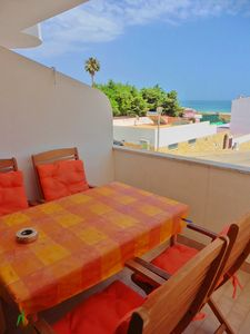 image for Peaceful vacation apartment, 200 m from beach, balcony with sea view, by Lagos