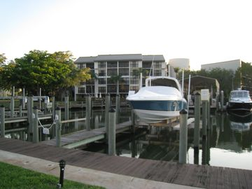 Dock slips available to rent