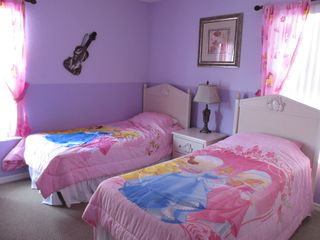 Kissimmee villa photo - Girl's room