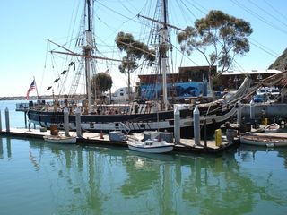 Dana Point condo photo - Visit the Pilgrim ships at the Harbor
