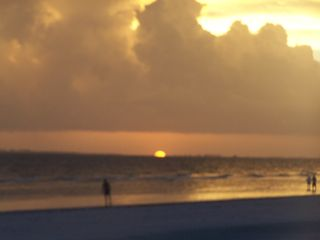 Fort Myers Beach house photo - Sunsets. Watch them steps from your vacation home. Truly breathtaking.