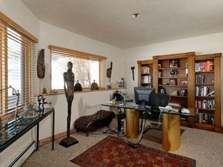 Snowmass house photo - Large office