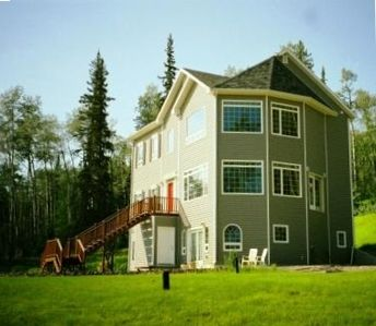 Fairbanks apartment rental - Vacation Apartment Ground Floor, Private French Door Entrance, Garden Views