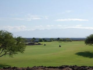 Four Seasons Hualalai villa photo - panoramic view of Kohala coast from our lanai
