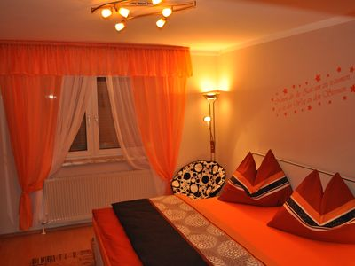 Two double rooms, kitchen, bathroom, toilet and anteroom - Apartment Höbart
