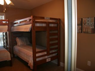 Crescent Beach villa photo - The 2nd upstairs bunkbed room also with flat screen tv!