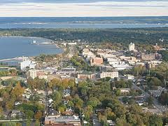 Traverse City is less than 20 minutes away and provides all city amenities.
