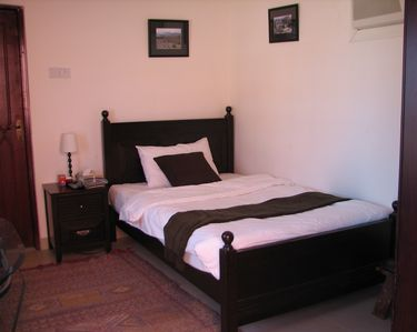 Oman house rental - Single bedroom at Fins