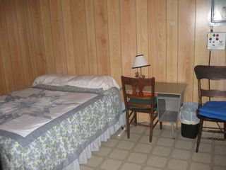 East Grand Lake cabin photo - downstairs bedroom