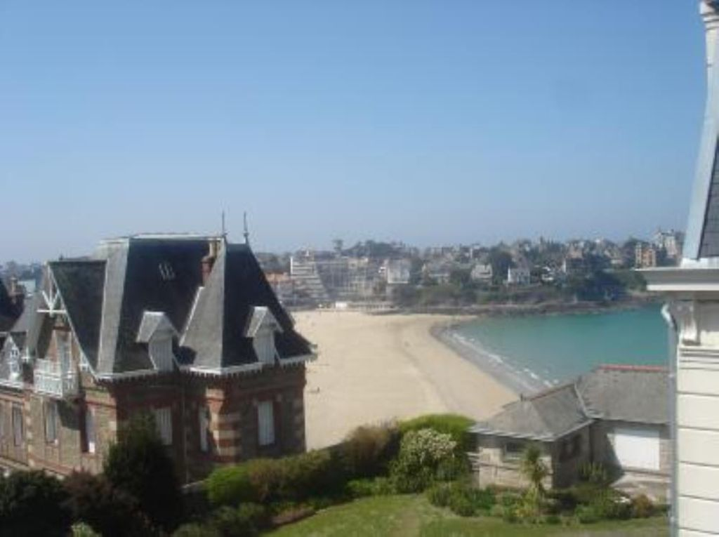 Holiday apartment, 100 square meters , Dinard, France