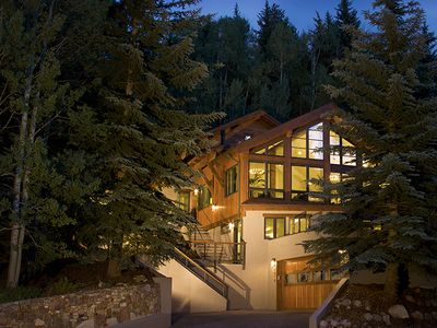 Vail apartment rental - Gore Creek Lodge is located in West Vail, directly on the free Town of Vail bus
