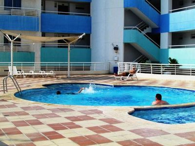 Apartment Mar Azul - 1 Bed - SMR88A