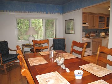 Fripp Island house rental - Dining Room