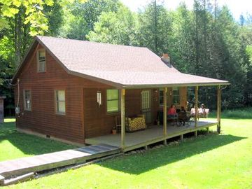 Marlinton cabin rental - Mountain Valley Retreat - something for everyone!