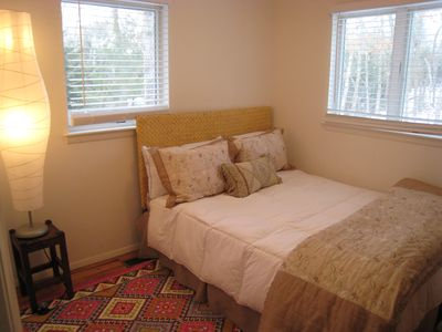 East Hampton house rental - guest bedroom