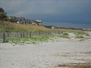 Folly Field condo photo - Beautiful Scenery at the Private Beach