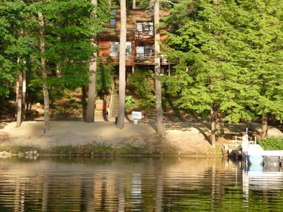 Lakefront, Year Round House, Lake Monomonac, Winchendon, MA