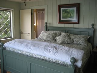 Lake Placid house photo - Second Master Bedroom