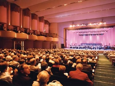 Enjoy a beautiful evening at the Naples PhilHarmonic with live entertainment.