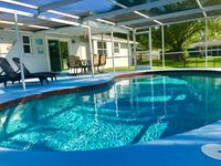 Pool Home Oasis-- Minutes to Beach!