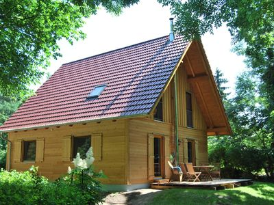 Neuruppin cottage rental