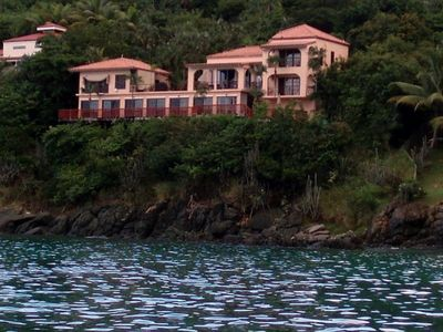 Villa Tryst....let your island adventure begin!