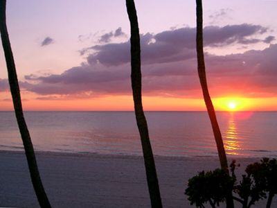 Stunning Sunsets Are a Daily Joy - This from Your Balcony