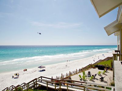 Paradise30A ~ TheBreezeway, Beach Front w/ beautiful views, Inquire about Special Rates!