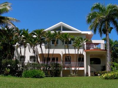 Villa Del Caribe: The only beach-front villa at Playa Cofresi