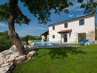 New 2015 !!!  Romantic villa with pool near Pula