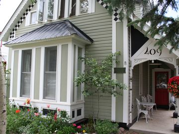 Crested Butte house rental - Beautiful 1885 Victorian on Elk Avenue