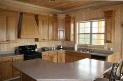 Large Furnished Kitchen with Refrigerator, Ice Maker, Dishwasher, Stove/Oven etc