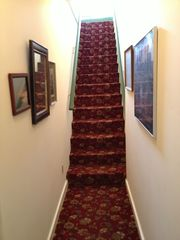 Belfast apartment photo - Hall and stairs to 'Pied a terre'