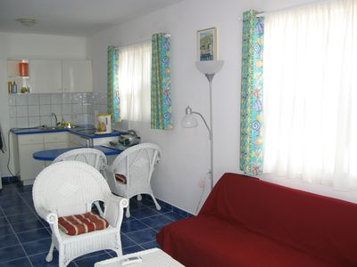Curacao condo rental - Full equiped kitchen with lots of high quality cooking and tableware