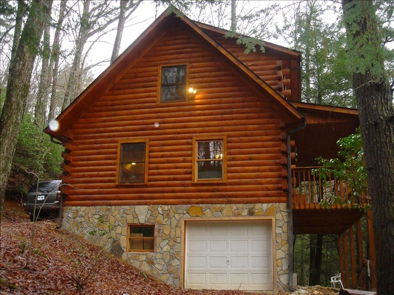 The Perfect Log Cabin For Your Mountain Vrbo