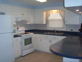 Kure Beach house photo - Modern Full Kitchen with New Appliances