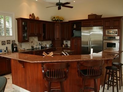 Amelia Island house rental - Kitchen 2