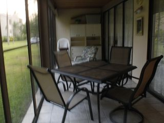 Keauhou condo photo - New lanai furniture