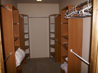 Master Closet - Bryce Canyon house vacation rental photo
