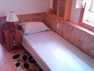 Ithaca cottage photo - Just added small kids bedroom with X 77 bed