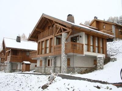 Holiday house, 166 square meters , Peisey-nancroix, France