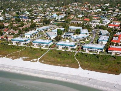 Sanibel Arms West 13 buldings with 104 2 bedroom 2 bath condos