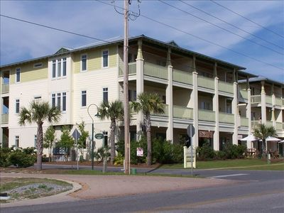 Grand Isle Luxury Condominium on Scenic Highway 30A